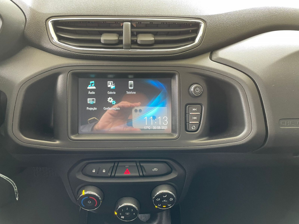 Imagem do veículo PRISMA 1.4 2019 MPFI LT 8V FLEX 4P AUTOMÁTICO CINZA COMPLETO ÚNICO DONO!