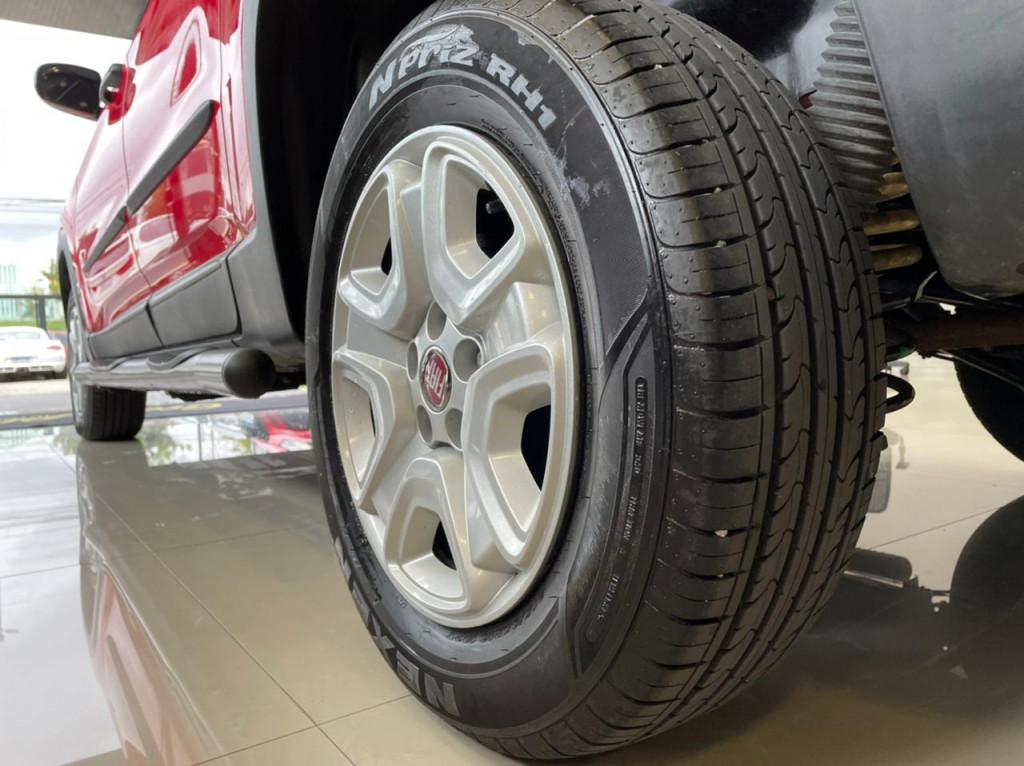 Imagem do veículo FIAT TORO 2021 1.8 16V EVO FLEX ENDURANCE AT6 VERMELHA COMPLETA COM APENAS 8.000 KM!