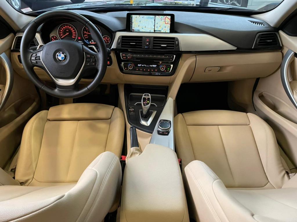Imagem do veículo BMW 328i 2017 2.0 SPORT GP 16V ACTIVEFLEX 4P AUTOMÁTICA PRETA TOP DE LINHA!