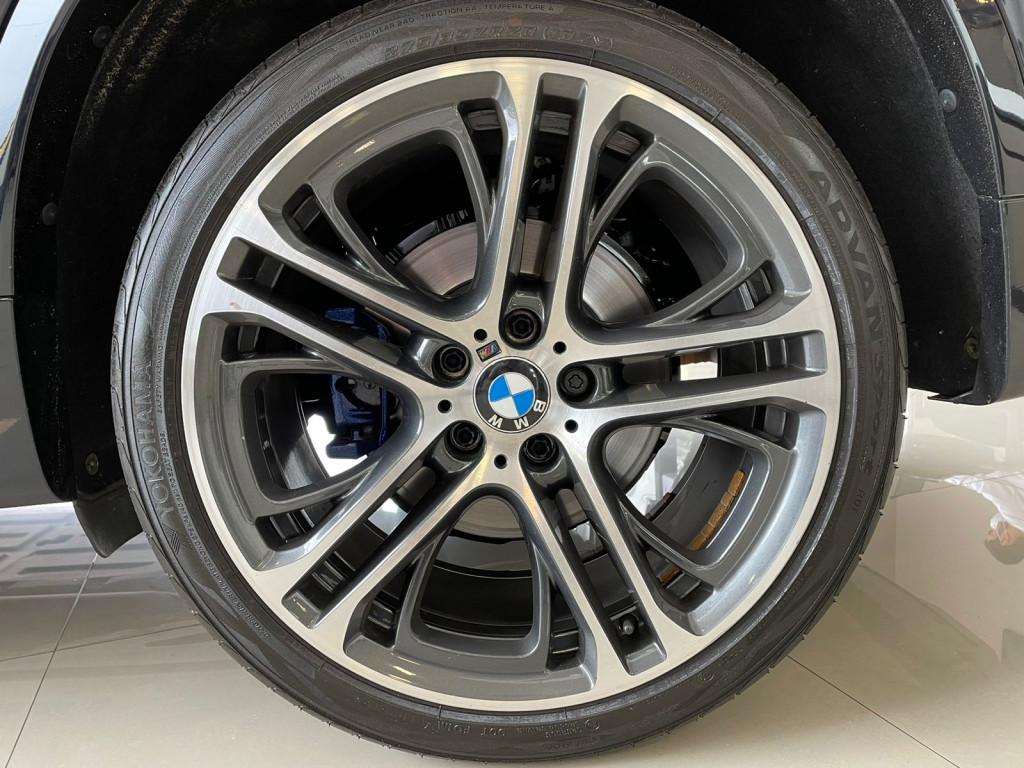 Imagem do veículo BMW X4 2015 3.0 M SPORT 35I 4X4 24V TURBO GASOLINA 4P AUTOMÁTICA PRETA COMPLETA!