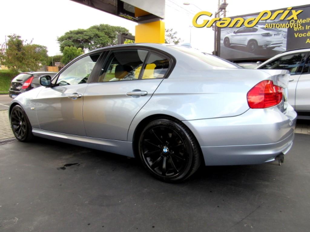 Imagem do veículo BMW 320i 2011 2.0 JOY 16V GASOLINA 4P AUTOMÁTICA AZUL COMPLETA ÚNICO DONO!
