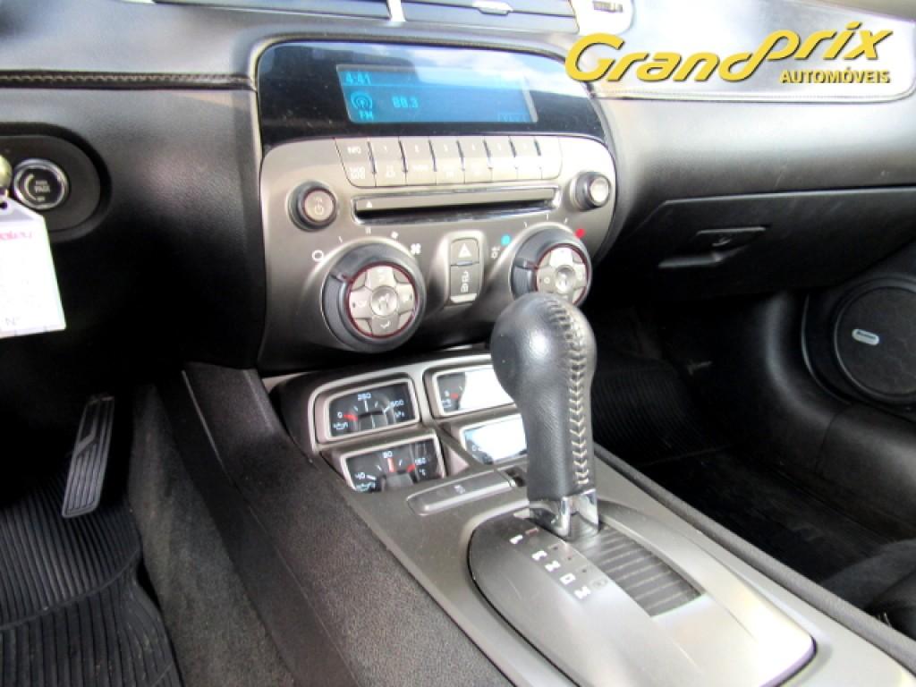 Imagem do veículo CAMARO 2012 6.2 SS COUPÉ V8 GASOLINA 2P AUTOMÁTICO AMARELO TOP DE LINHA ÚNICO DONO!