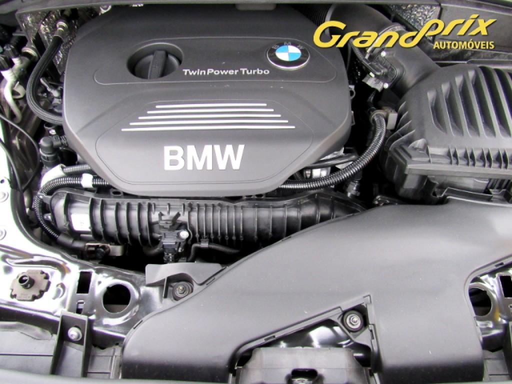 Imagem do veículo BMW 220i 2017 2.0 CAT GP 16V TURBO ACTIVEFLEX 4P AUTOMÁTICA CINZA COMPLETA ÚNICO DONO!