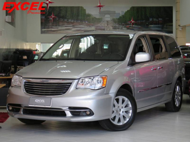 CHRYSLER TOWN & COUNTRY TOURING 3.6 V6 AUTOMATICO 2012