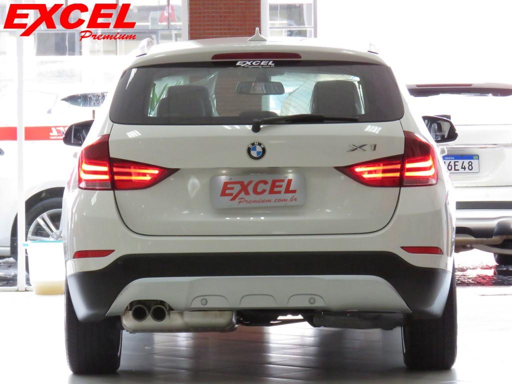 Imagem do veículo BMW X1 2.0 16V TURBO  SDRIVE20I 4P AUTOMÁTICO