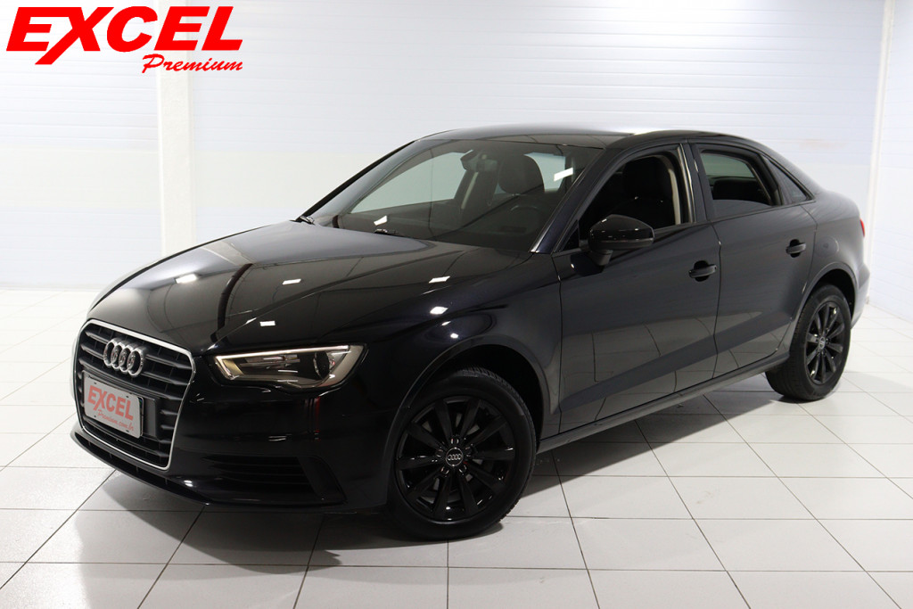 AUDI A3 1.4  ATTRACTION TFSI SEDAN 16V FLEX 4P