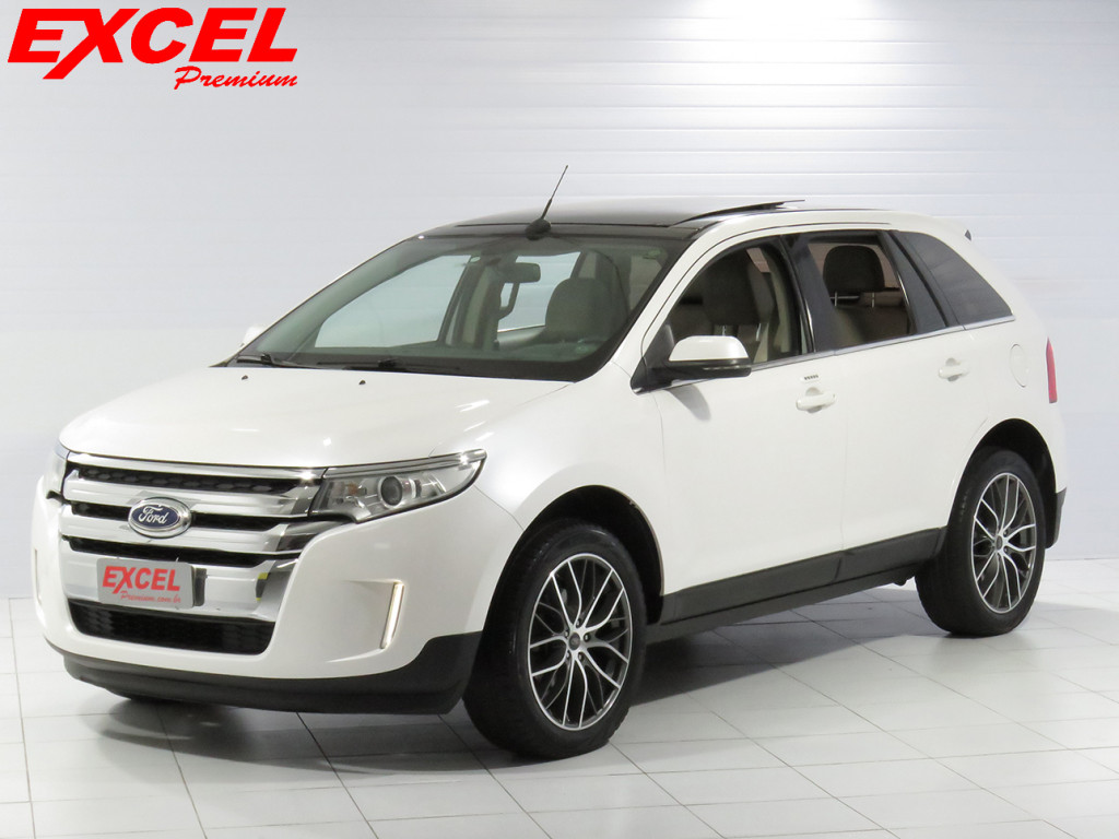 FORD EDGE 3.5 V6 GASOLINA LIMITED AWD AUTOMÁTICO