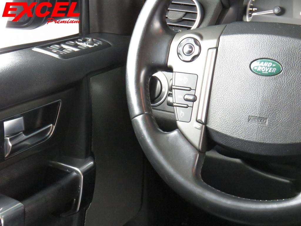 Imagem do veículo LAND ROVER DISCOVERY 4 3.0 SE 4X4 V6 24V TURBO DIESEL 4P AUTOMÁTICO  - 7 LUGARES