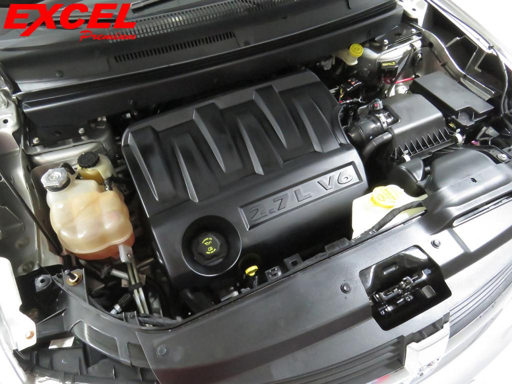 Imagem do veículo DODGE JOURNEY 2.7 SE V6 24V GASOLINA 4P AUTOMATICO