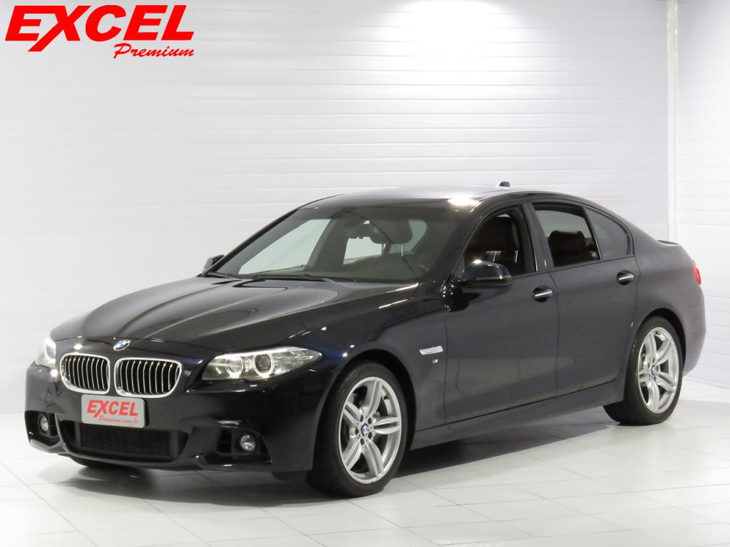 BMW 535i 3.0 M SPORT 24V GASOLINA 4P AUTOMÁTICO
