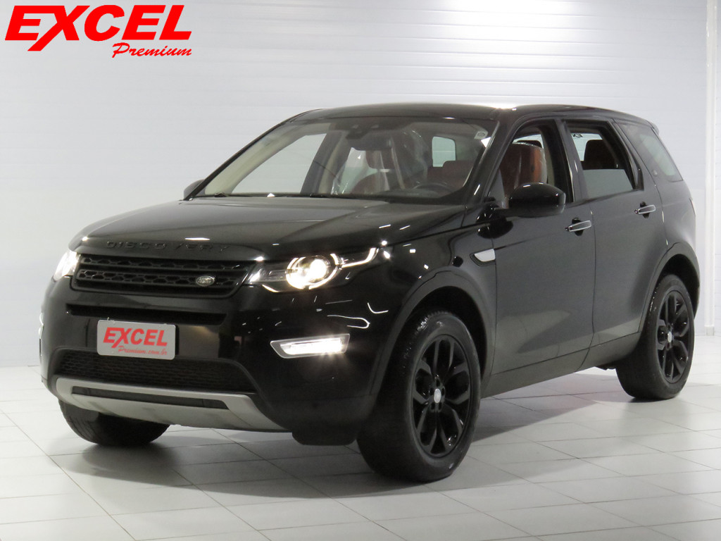 LAND ROVER DISCOVERY SPORT 2.0 16V SI4 TURBO GASOLINA HSE LUXURY 4P AUTOMÁTICO