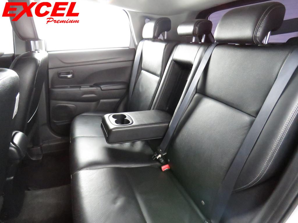 Imagem do veículo MITSUBISHI ASX 2.0 4WD 16V GASOLINA 4P AUTOMÁTICO