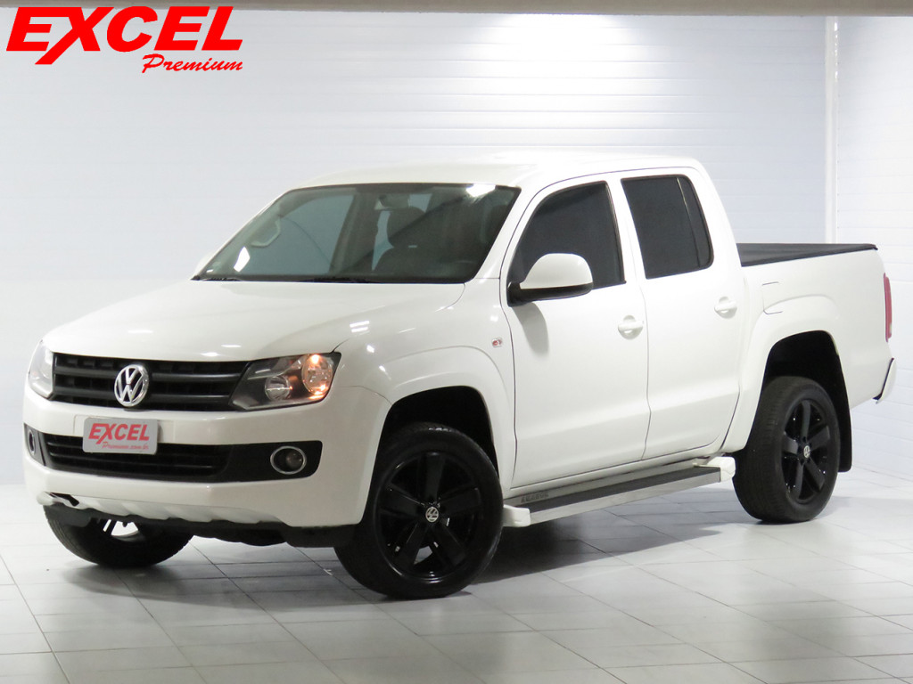 VOLKSWAGEN AMAROK 2.0 SE 4X4 CD 16V TURBO INTERCOOLER DIESEL 4P MANUAL 2011