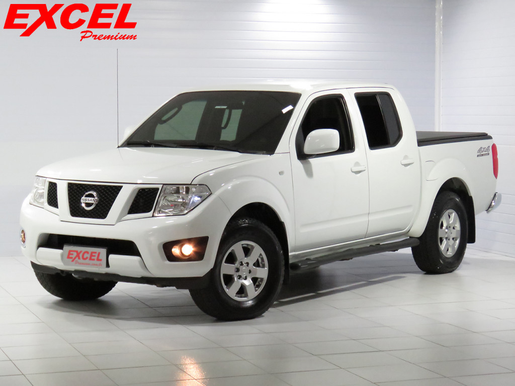 NISSAN FRONTIER 2.5 S 4X4 CD TURBO ELETRONIC DIESEL 4P MANUAL 2016