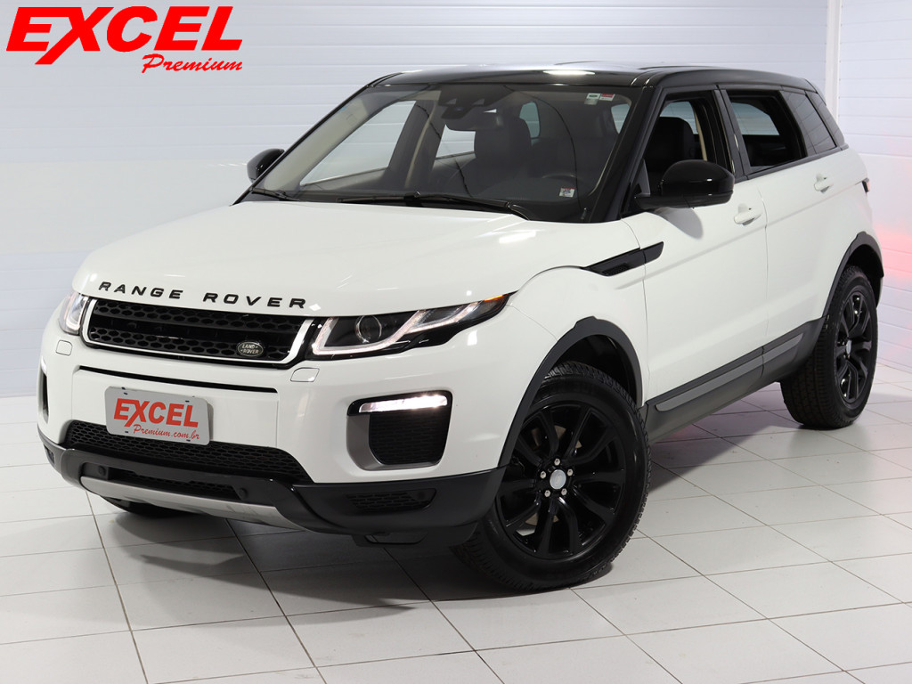 LAND ROVER  EVOQUE 2.0 PURE TECH 16V GASOLINA 4P AUTOMÁTICO