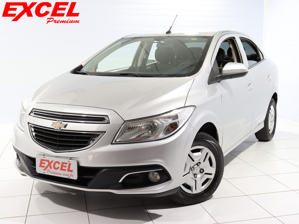 CHEVROLET PRISMA 1.0 LT 8V FLEX 4P MANUAL