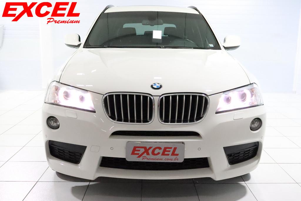 Imagem do veículo BMW X3 3.0 35I 4X4 24V GASOLINA 4P AUTOMÁTICO