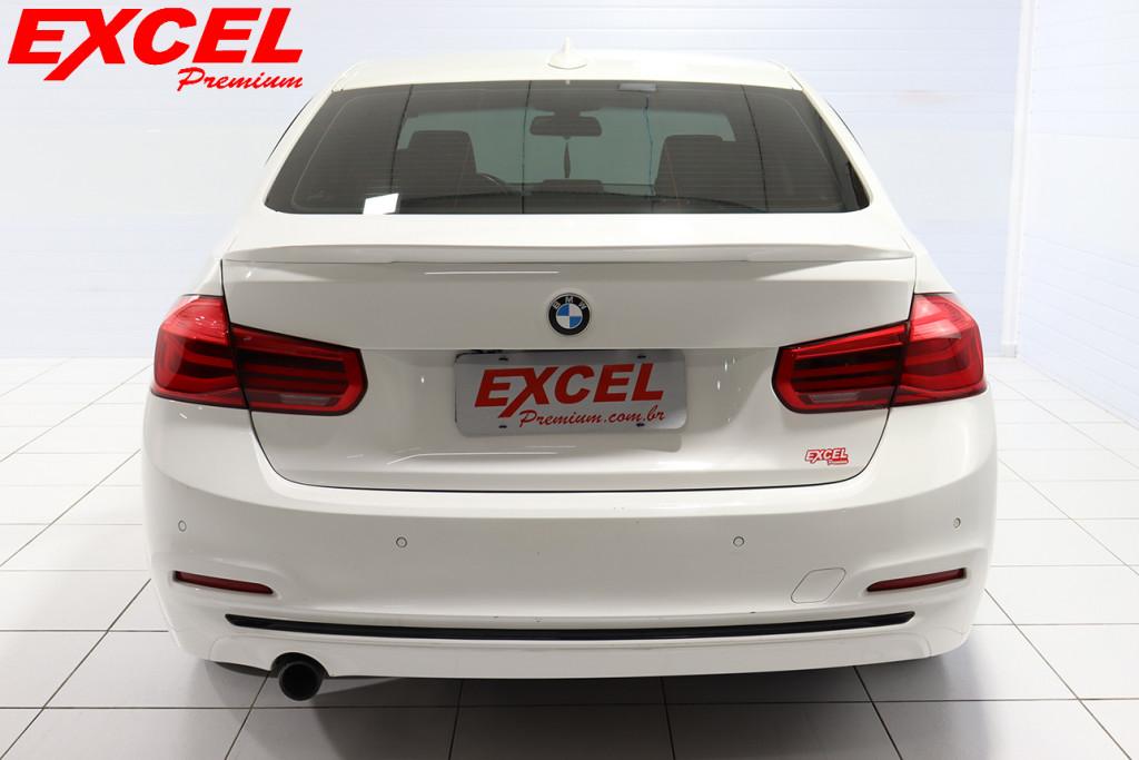 Imagem do veículo BMW 320i 2.0 SPORT 16V TURBO GASOLINA 4P AUTOMÁTICO