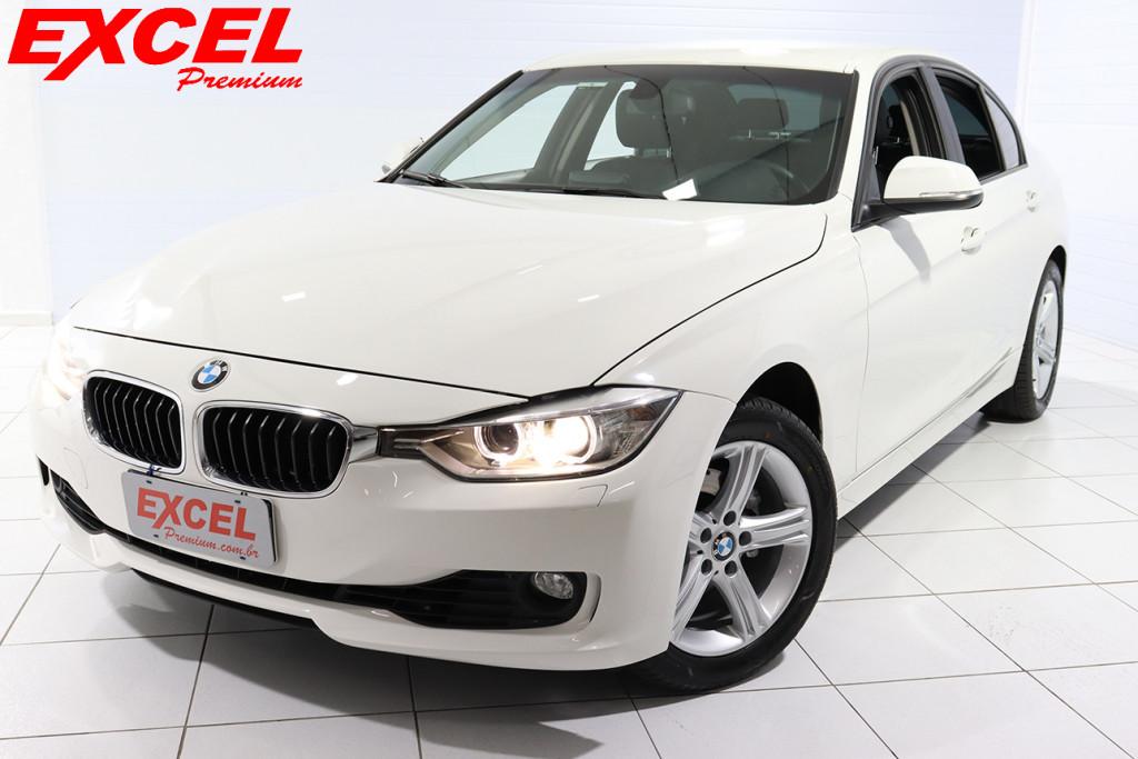 BMW 320i 2.0 TURBO ACTIVE FLEX AUTOMATICO