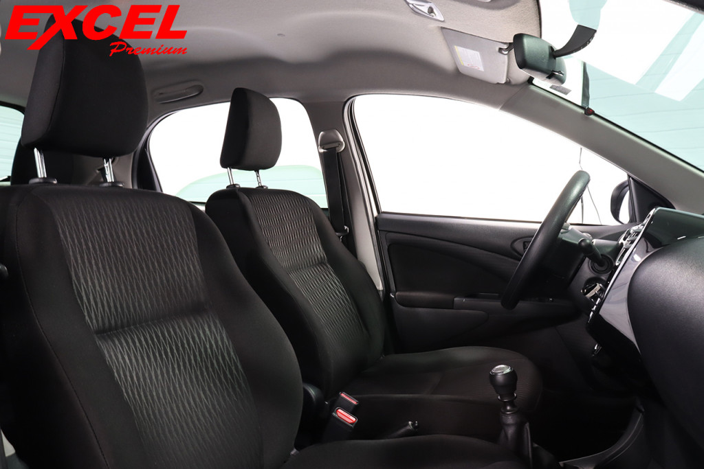 Imagem do veículo TOYOTA ETIOS 1.3 X 16V FLEX 4P MANUAL
