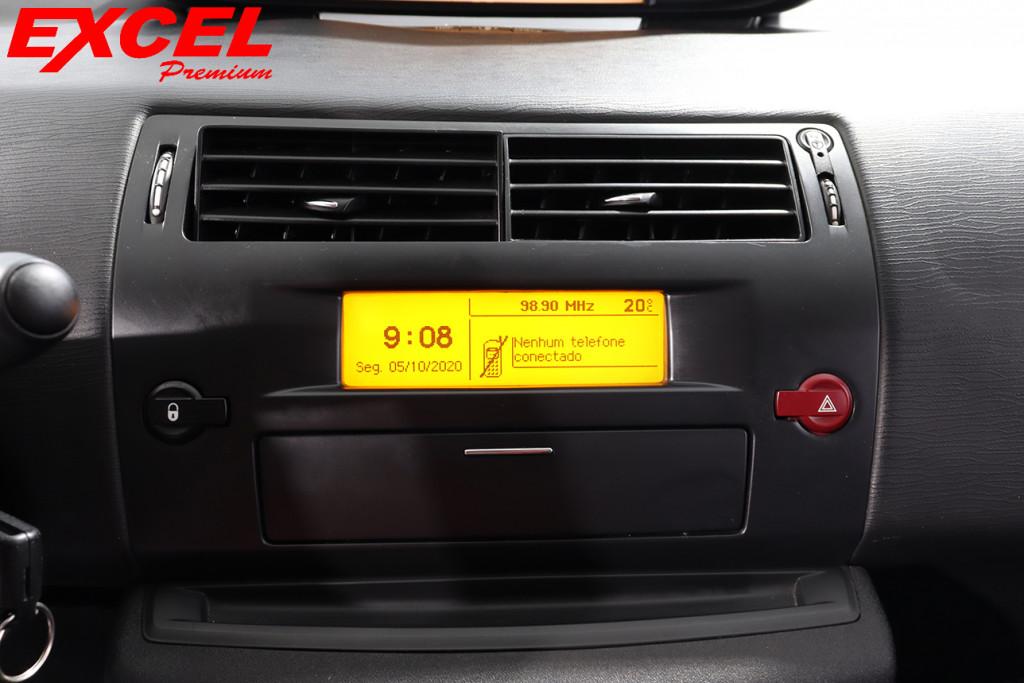 Imagem do veículo CITROËN C4 2.0 EXCLUSIVE PALLAS 16V FLEX 4P AUTOMATICO