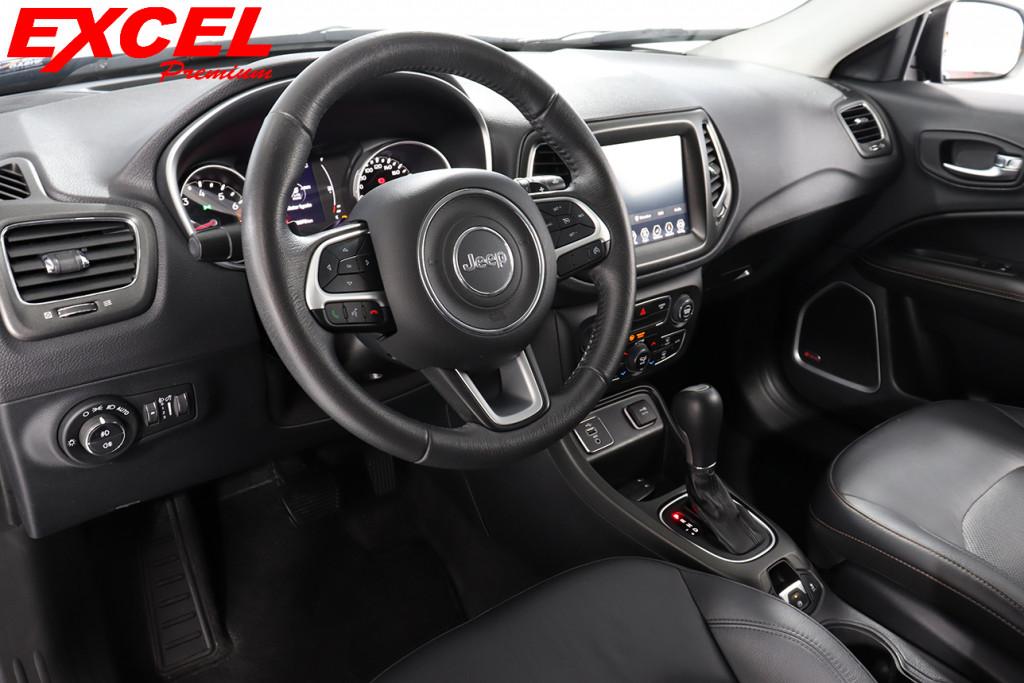 Imagem do veículo JEEP COMPASS 2.0 16V FLEX LONGITUDE AUTOMÁTICO