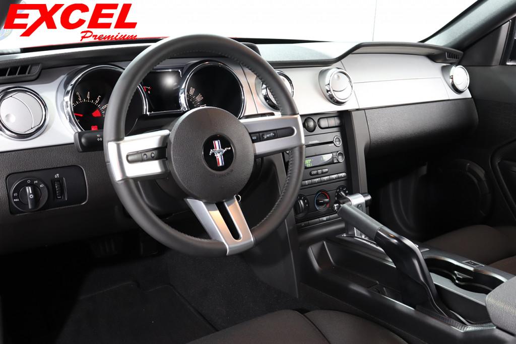 Imagem do veículo FORD MUSTANG V6 3.7 COUPÉ V6 GASOLINA 2P AUTOMÁTICO