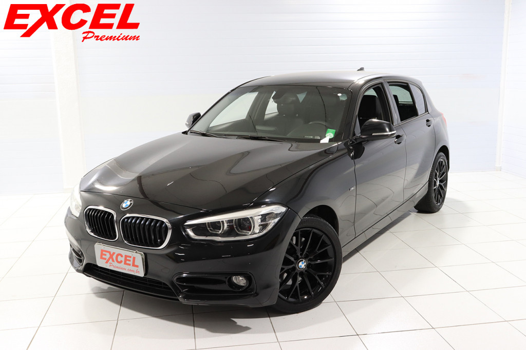 BMW 120i 2.0 16V SPORT GP ACTIVEFLEX 4P AUTOMÁTICO