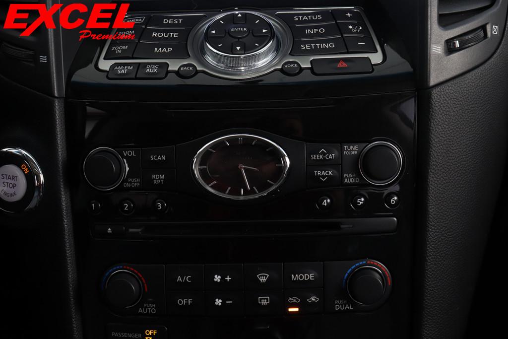 Imagem do veículo INFINITI  GASOLINA 4P AUTOMÁTICO FX35