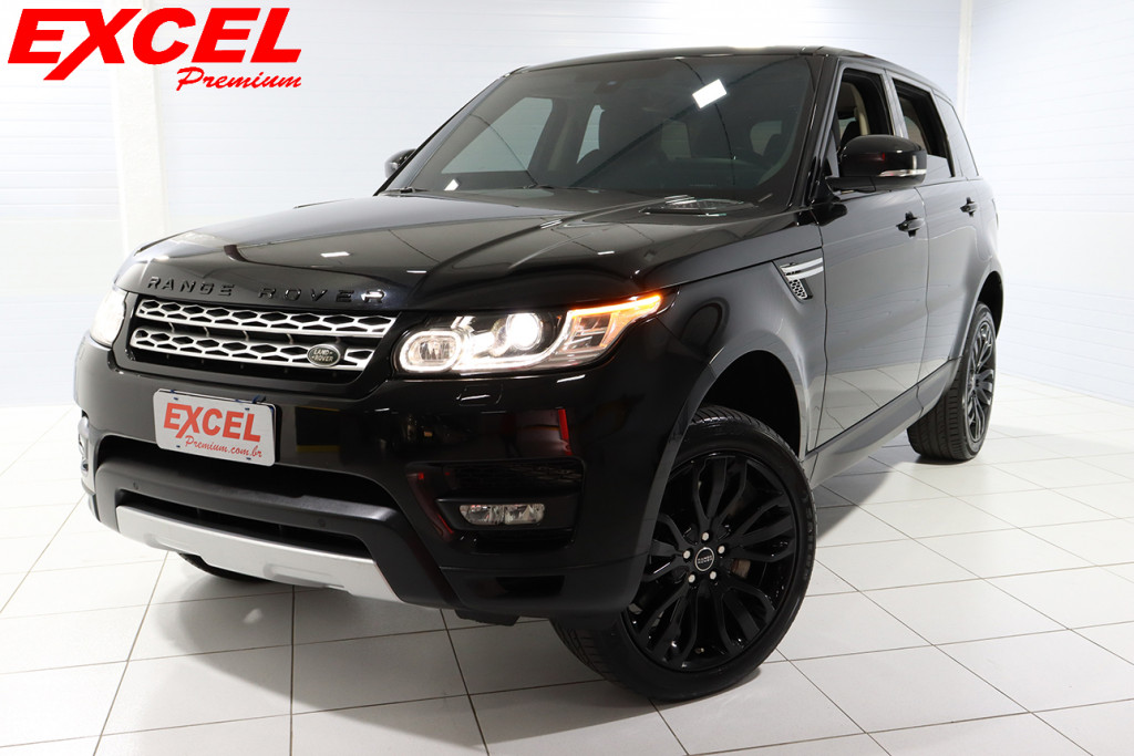 LAND ROVER RANGE ROVER DISCOVERY 3.0 HSE SDV6 4X4 TURBO DIESEL INTERCOOLER 4P AUTOMÁTICO