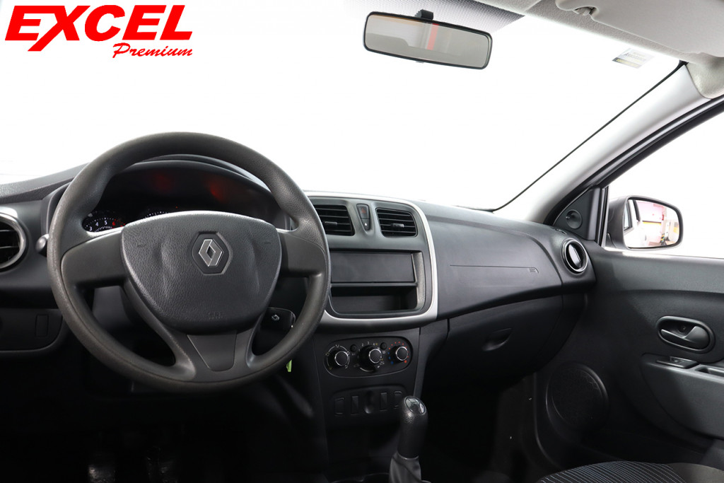 Imagem do veículo RENAULT LOGAN 1.0 AUTHENTIQUE 16V FLEX 4P MANUAL