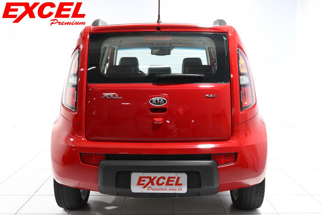 Imagem do veículo KIA SOUL 1.6 EX 16V FLEX 4P MANUAL