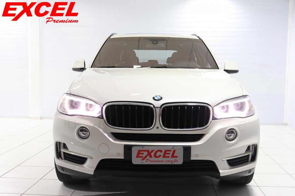 Imagem do veículo BMW X5 3.0 FULL 4X4 35I 6 CILINDROS 24V GASOLINA 4P AUTOMÁTICO