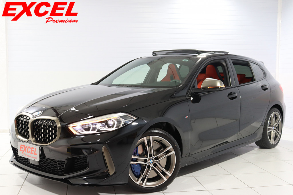 BMW M 135i 2.0 16V TURBO GASOLINA XDRIVE AUTOMÁTICO