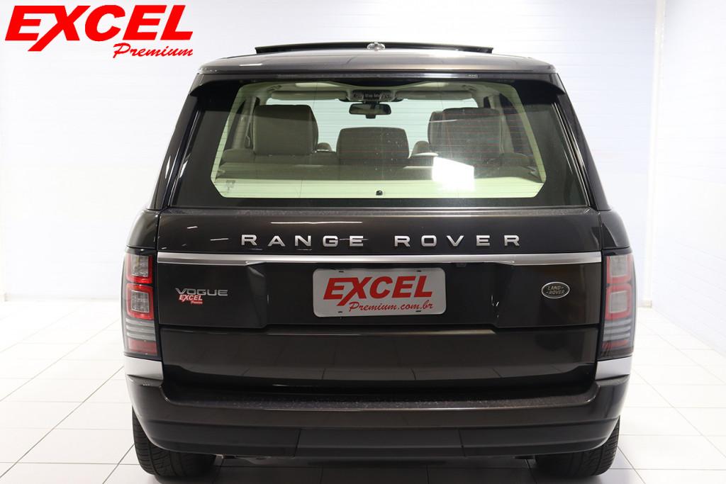 Imagem do veículo LAND ROVER RANGE ROVER VOGUE 3.0 TDV6 4X4 24V TURBO DIESEL 4P AUTOMÁTICO