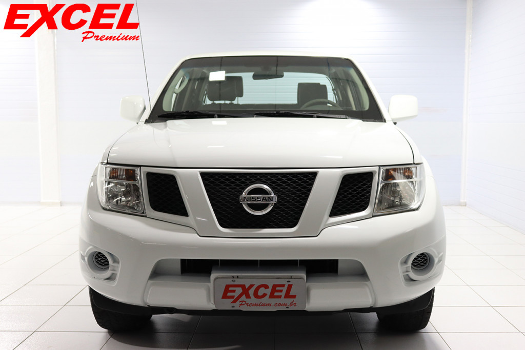 Imagem do veículo NISSAN FRONTIER 2.5 S 4X4 CD TURBO ELETRONIC DIESEL 4P MANUAL
