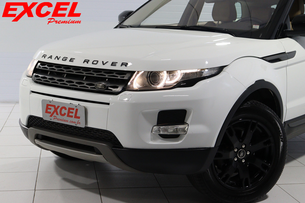 Land Rover Range Rover Evoque Em Curitiba Excel Premium Reboucas