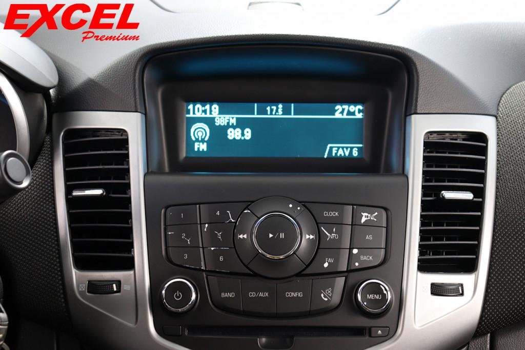 Imagem do veículo CHEVROLET CRUZE SEDAN 1.8 LT 16V FLEX 4P AUTOMÁTICO