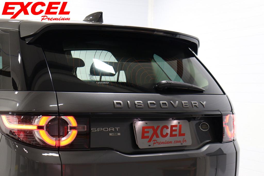 Imagem do veículo LAND ROVER DISCOVERY SPORT 2.0 16V  TURBO DIESEL HSE 4P AUTOMÁTICO