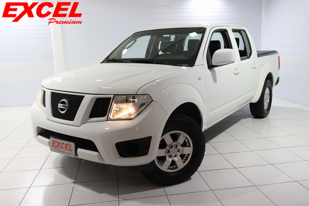 NISSAN FRONTIER 2.5 S 4X4 CD TURBO ELETRONIC DIESEL 4P MANUAL