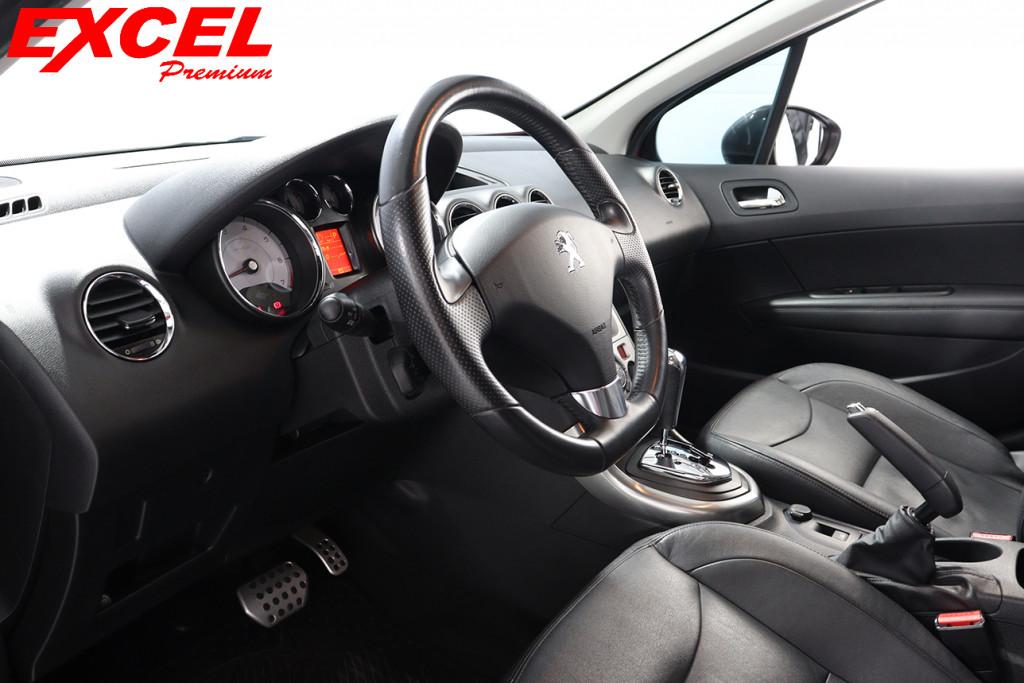 Imagem do veículo PEUGEOT 308 1.6 GRIFFE THP 16V GASOLINA 4P AUTOMÁTICO