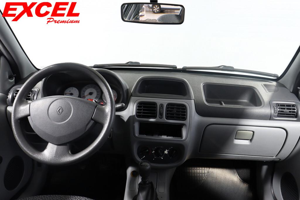 Imagem do veículo RENAULT CLIO 1.0 CAMPUS 16V FLEX 4P MANUAL