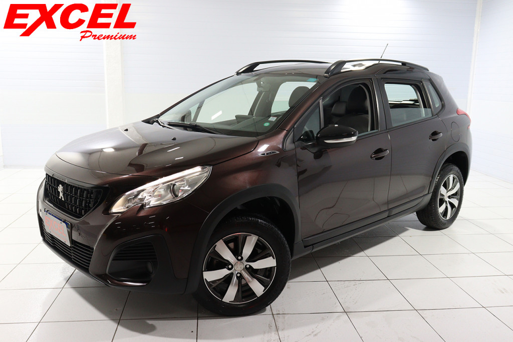 PEUGEOT 2008 1.6 16V FLEX ALLURE LIMITED EDITION 4P AUTOMÁTICO