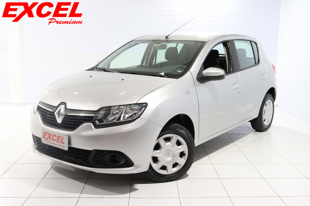 RENAULT SANDERO 1.0 FLEX EXPRESSION MANUAL