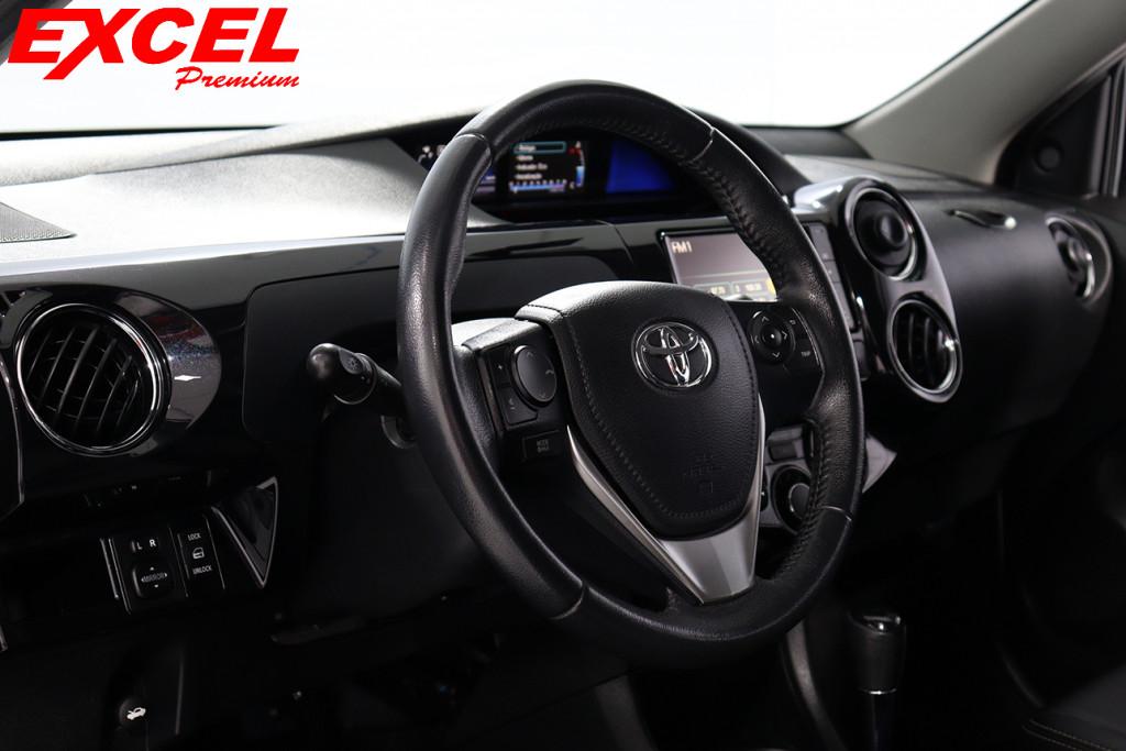 Imagem do veículo TOYOTA ETIOS 1.5 XLS 16V FLEX 4P AUTOMÁTICO