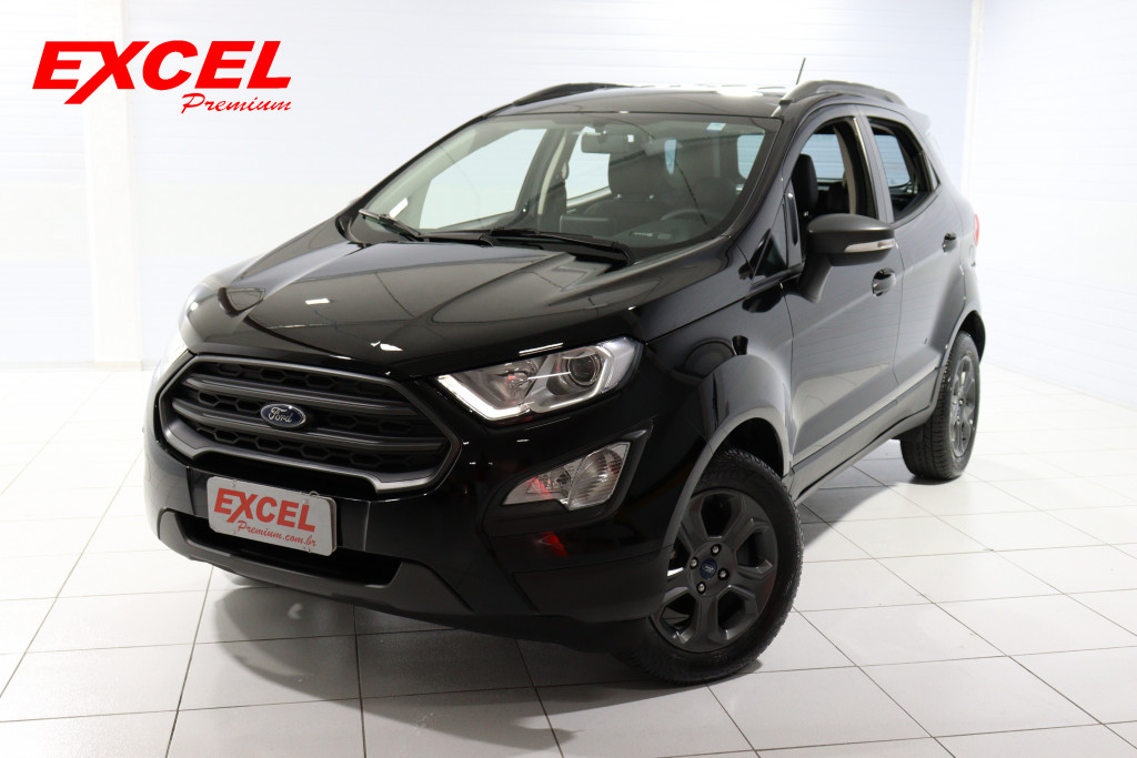 FORD ECOSPORT 1.5 FREESTYLE FLEX 4P MANUAL