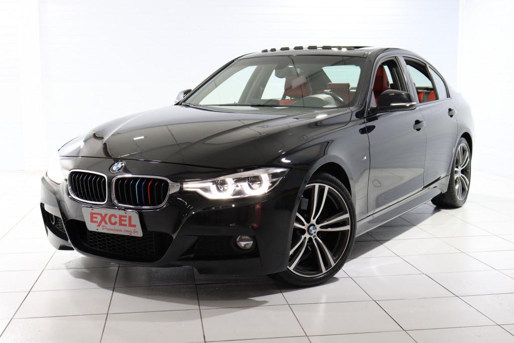 BMW 328i 2.0 M SPORT 16V ACTIVEFLEX 4P AUTOMÁTICO