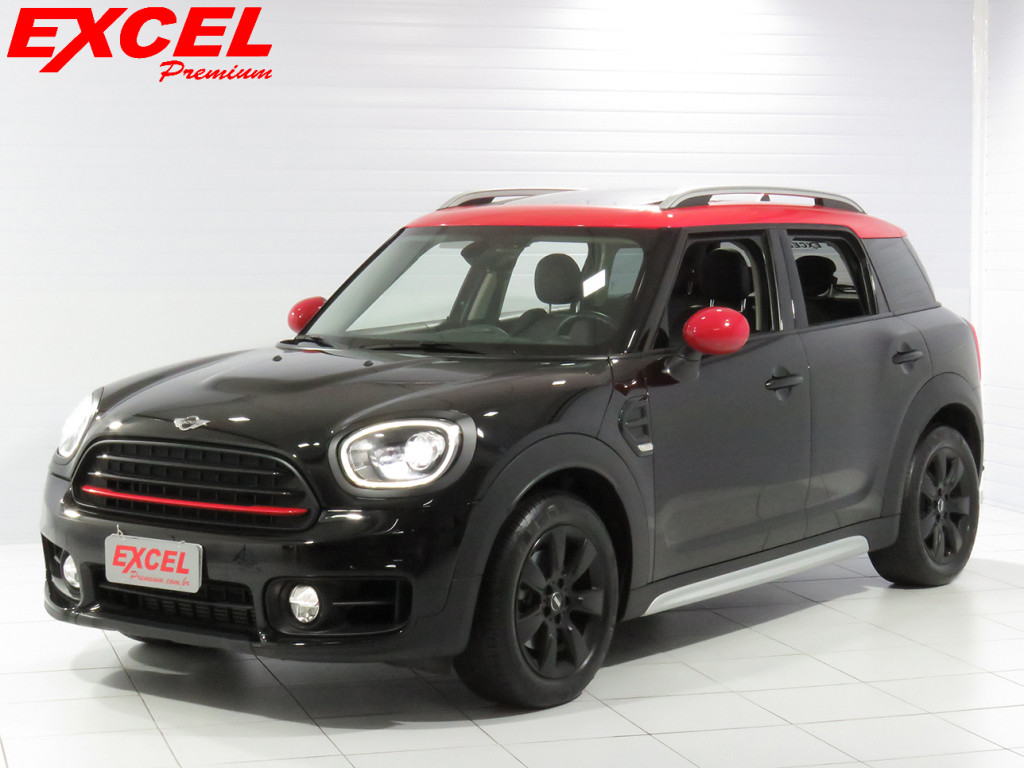 MINI COUNTRYMAN 1.5 12V TWINPOWER TURBO GASOLINA COOPER STEPTRONIC
