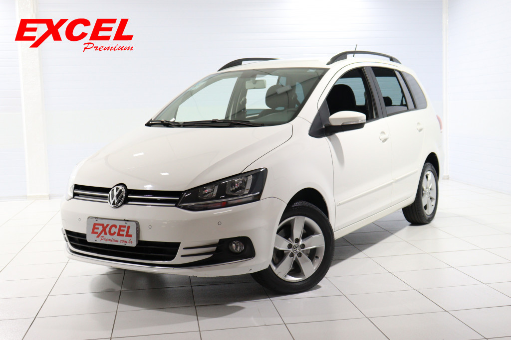 VOLKSWAGEN SPACEFOX 1.6 TRENDLINE 8V FLEX 4P MANUAL