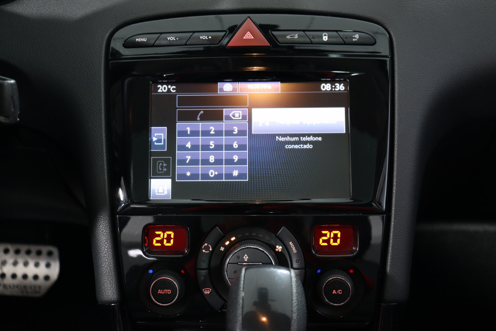 Imagem do veículo PEUGEOT 308 1.6 ALLURE THP 16V FLEX 4P AUTOMÁTICO